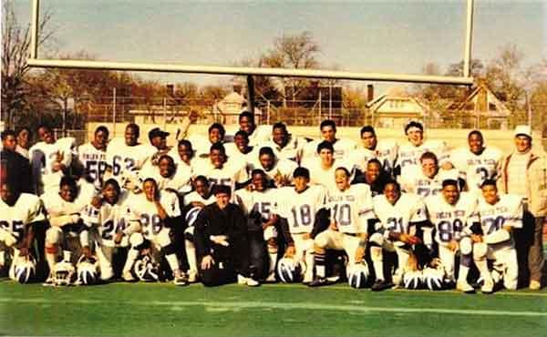 BTHS Football Team
